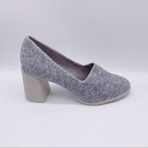 DSW Com + Sens Vilisa Loafer Pump Block Heels